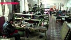 """""""Смотрите, с кем вы воюете"""": как Минобороны Грузии пытается закрыть фабрику инвалидов-обувщиков"""
