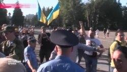 Одесская «панихида» на Куликовом Поле переросла в драку