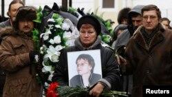 Похороны одной из жертв теракта в Волгограде