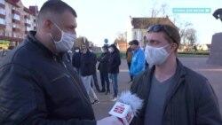 Белорусский фельдшер рассказал Тихановскому о нехватке средств защиты. Его арестовали и уволили