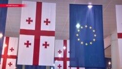 Депортированных из ЕС грузин хотят штрафовать на родине