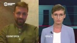 """Интервью с шахтером """"Беларуськалия"""", который приковал себя наручниками"""
