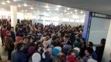В Казахстане проходят протесты многодетных матерей