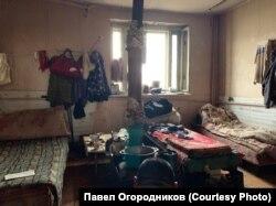 Единственная обитаемая в Кадыкчане квартира