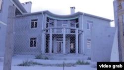 Недостроенный особняк Литвина