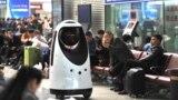 Детали: оплата покупок отпечатками и роботы-полицейские