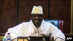 Яйя Джамме, действующий с1994 годапрезидент Гамбии