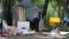 Во Львове погиб человек во время нападения на лагерь цыган
