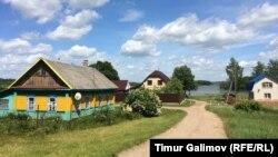 Деревня в Псковской области