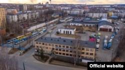 Троллейбусный парк в Петрозаводске. Фото: городская администрация
