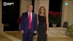 Америка: Трамп поздравил американцев с Рождеством