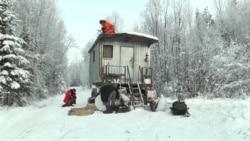 В Архангельской области протестуют против строительства мусорного полигона