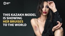 Kazakh Model's Clothes Spark Online Anger, Then Violence