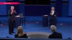 Дебаты о половом вопросе: Трамп и Клинтон схлестнулись по поводу отношения к женщинам