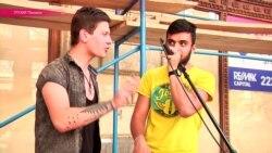 Джем-сейшн на мостовой: в Тбилиси прошел фестиваль уличных музыкантов