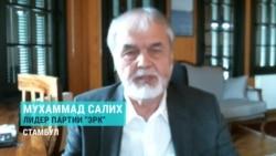 """""""Мне не разрешили въехать в страну, поэтому мы выдвинем кандидатуру, которая живет в Узбекистане"""""""