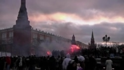 Как в России сажали по статье о массовых беспорядках