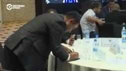 В Душанбе проходит узбекско-таджикский бизнес-форум