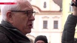 """Профессор против """"друга Путина"""": в Чехии проходит второй тур выборов президента"""