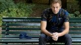 GERMANY -- Russian opposition politician Aleksei Navalny sits on a bench while posing for a picture in Berlin, in this undated image obtained from social media September 23, 2020