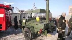Владивосток борется с последствиями ледяного шторма