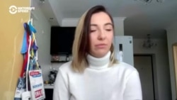 Задержанная на акции протеста в Казани заявила, что полиция заставила ее раздеться