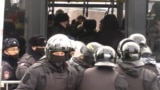 Arrests In Ufa And Samara Amid Mass Detentions Of Protesters Across Russia screen grab