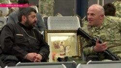 Что грузинские военные делают в Афганистане?