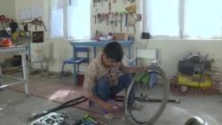 Как живут люди с инвалидностью в Таджикистане