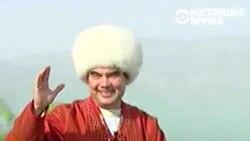 Президент Туркменистана снова победил в заезде ахалтекинцев