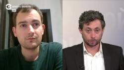 Политобозреватель Артем Шрайбман о происходящем в его собственном дворе и во всей Беларуси