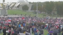 Как прошел 50-й день протестов в Беларуси