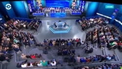 """Неделя: """"прямая линия"""" Путина после массовых задержаний"""