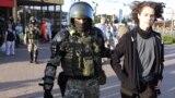 Силовики на улицах в Беларуси – кто они такие