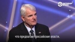 Посол США в Чехии Стивен Кинг - о российском законе о СМИ, приравненных к иностранным агентам