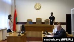 Судебный процесс над адвокатом Людмилой Казак