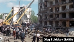 Террористический акт в Буйнакске, 1999 год