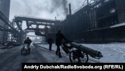 Коксохимический завод в Авдеевке