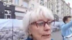 """""""Вчера выходил мой сын, а сегодня вышла я"""". Что говорят люди, которые встают в живую цепь в Минске"""