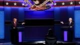 Америка: финальные теледебаты Трампа и Байдена и первое лекарство от коронавируса