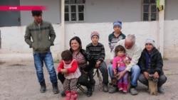 """""""Бог дал, Бог взял"""" – как выживают в Таджикистане многодетные семьи"""