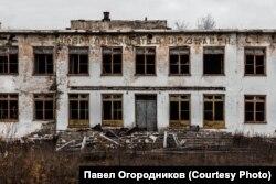 Школа в Кадыкчане