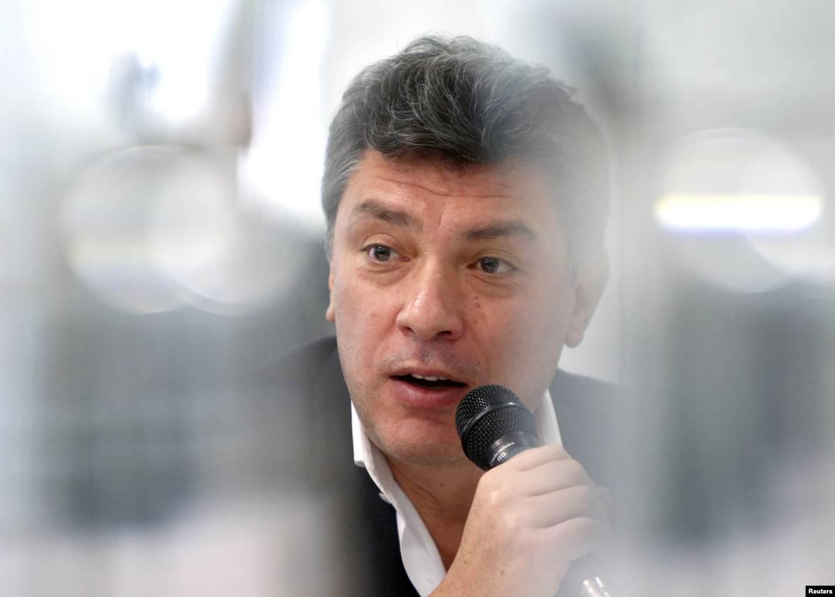 Интервью бывшего студента и пресс-секретаря Бориса Немцова