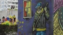 Неизвестная Россия: Бэнкси из Дубны