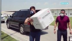 Зять Мирзиёева распространяет в Узбекистане несертифицированное лекарство от COVID-19 из Китая?