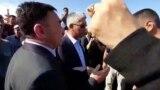 В Казахстане второй день идут протесты против строительства китайских заводов