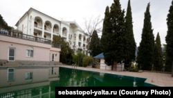 The Hotel Sevastopol in Crimea. (file photo)
