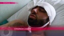 """""""Он сказал: """"Я убью тебя!"""" - таджикский рабочий рассказывает, как на него напали в метро"""