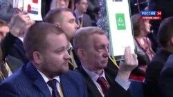 "Путин о Саакашвили: ""Да ему американцы рабочую визу вообще не дали"""