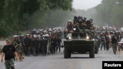 Апрельская революция в Кыргызстане. ФОТО